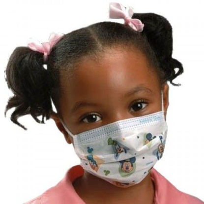 Picture of Child's Disposable Face Mask